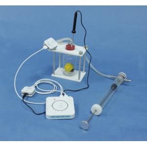 電腦化大氣壓力與水沸點實驗組