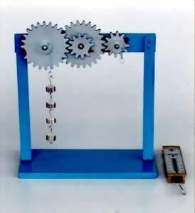 齒輪與輪軸綜合實驗器