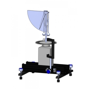 重球式離心力實驗器