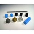 不同物質密度測定裝置
