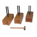 共鳴音叉實驗器(3支組)