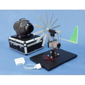 電腦化風力發電機實驗組