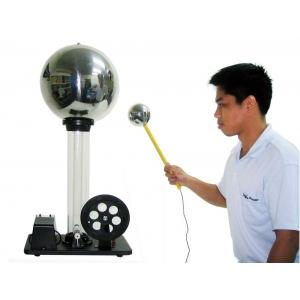 凡得格拉夫(Van de Graaff)實驗裝置(球徑約280mm)