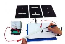 電力線分佈實驗