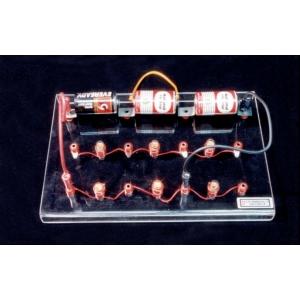 燈泡串聯並聯實驗器