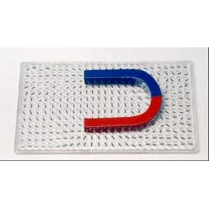 磁針式磁場顯示儀(附磁鐵)