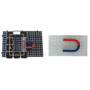 國小磁與電綜合實驗箱