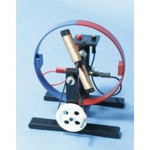 發光發電機及電動機原理說明器