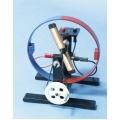 小型電動機與發電機原理說明器