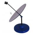 太陽熱能碟型反光鏡實驗器