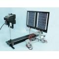太陽能量測特性實驗