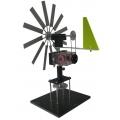 風力發電教育模型