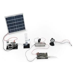 燃料電池堆分析示範實驗組