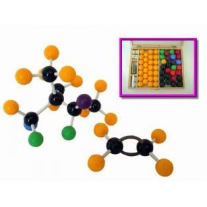 實習用大型塑膠分子模型