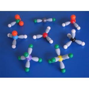 分子形狀模型組