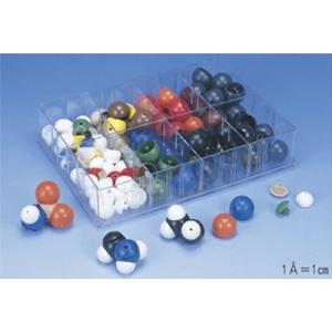 分子結構模型