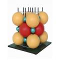 氯化鈉結晶模型