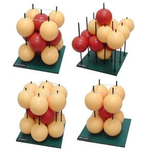 結晶構造模型