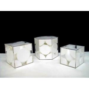 充填型結晶模型