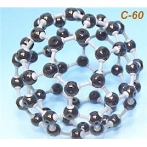 碳60分子模型