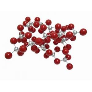 結晶分子組合模型(石英)