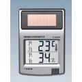 太陽能數位溫濕度計