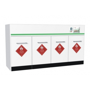 活性碳過濾式廢液存放櫃