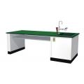 泛用型單水槽耐酸鹼實驗桌6mm