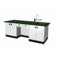 單水槽耐酸鹼教師桌(標準型)