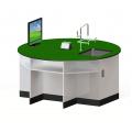 圓型水槽桌