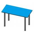長方形工作桌
