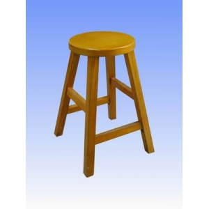 學生木椅-(直徑27cmx高45cm)