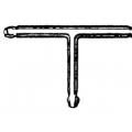 T形聯接管(12mm)