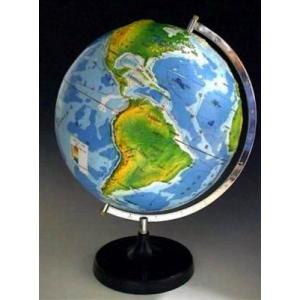 立體地球儀(徑32cm)