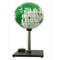 地圖地球儀(五大洲及經緯線)