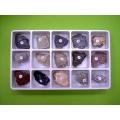 火成岩標本組(15種)
