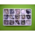 變質岩標本組(15種)