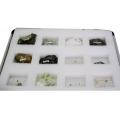 礦物斷口標本(12種)
