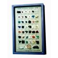 常見寶石礦物標本(45種)