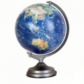 立體衛星圖觸控式地球儀(12吋)