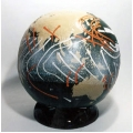 世界氣壓風系儀
