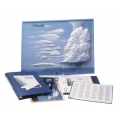 雲的立體分類教學模型組