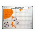 颱風動態指導板