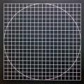 圓面積方格指導板