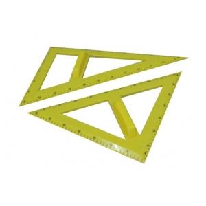 大型三角板(塑膠製)