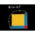 (A-B)2面積因數分解說明教具
