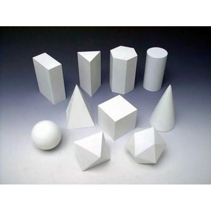 数学 几何立体模型(10种)