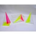 三平方定理、立體說明模型