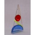 圓錐體平面切面模型