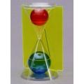 彩色圓錐體模型 A